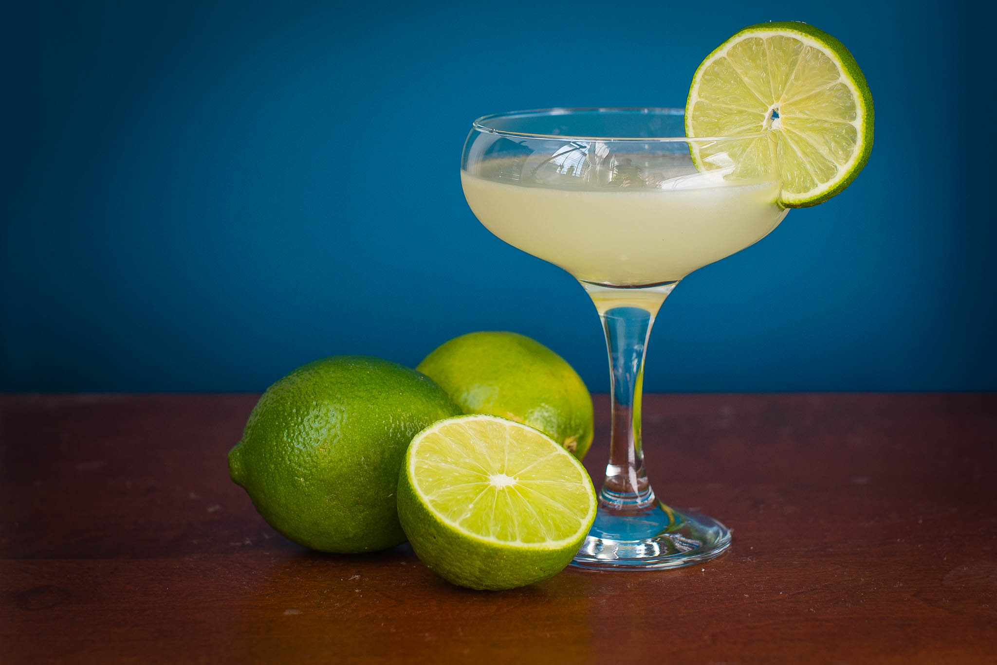 The Classic Daiquiri by Patrick Bennett