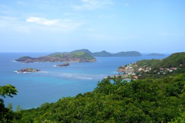 Petit Nevis and surrounding islets off the south coast of Bequia, St. Vincent and the Grenadines | SBPR